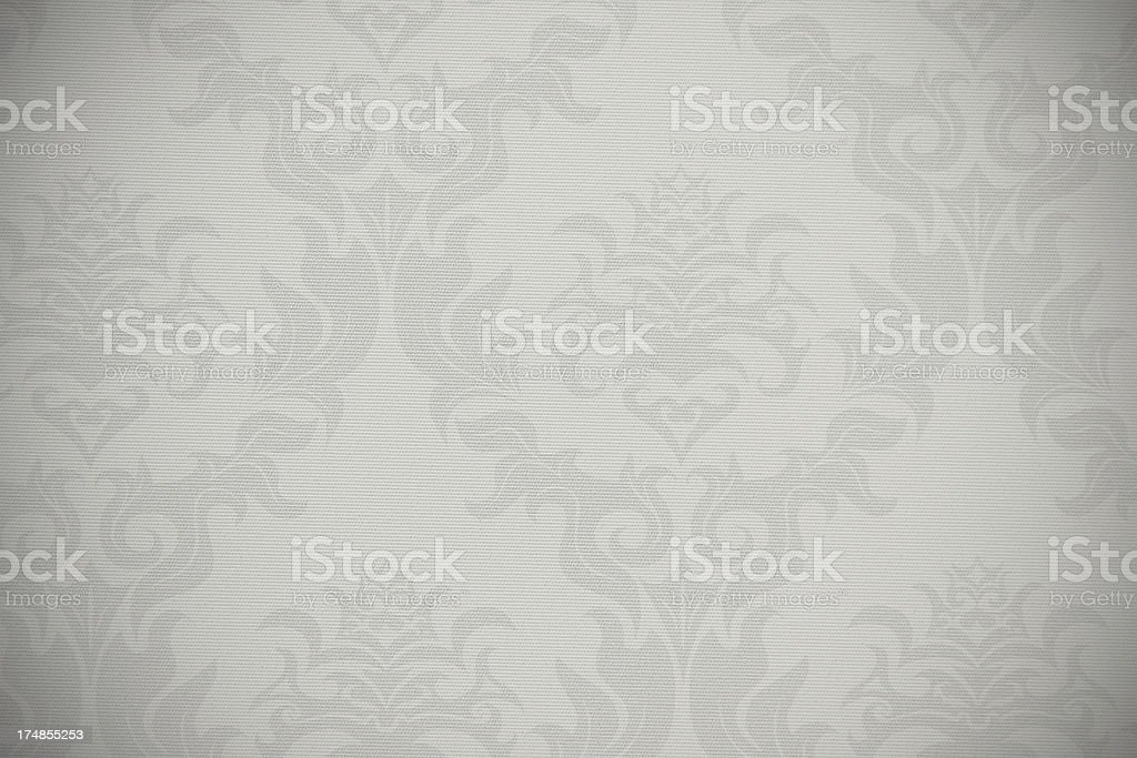 Artistic leaf patterned wallpaper royalty-free stock photo