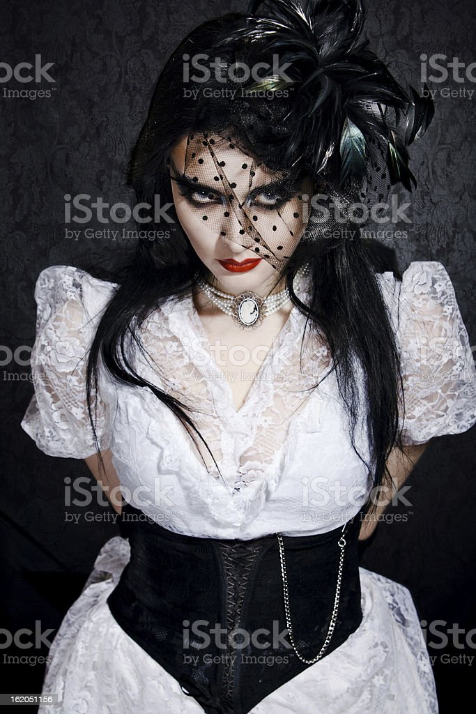 Künstlerische Make-up Lizenzfreies stock-foto