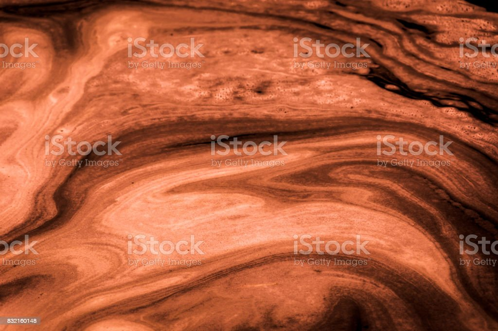 Artistic organic abstract river backgrounds. stock photo