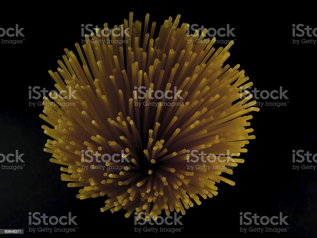Artistic Pasta II (Serie) royalty-free stock photo