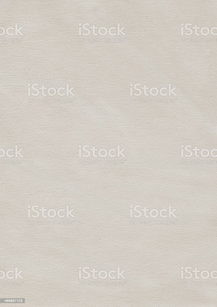 Artist's Acrylic Primed Cotton Duck Canvas Grunge Texture stock photo