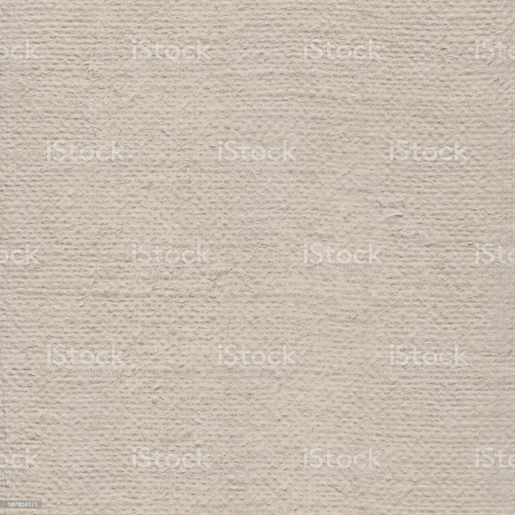 Artist's Acrylic Primed Jute Canvas Coarse Grunge Texture stock photo