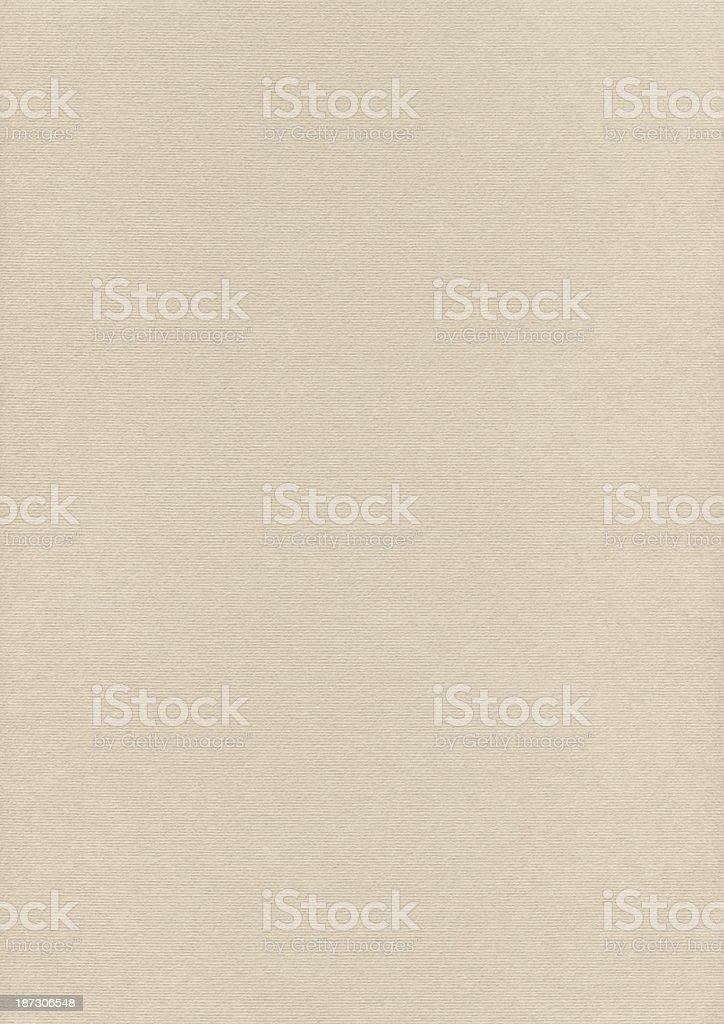 Artist's Pale Beige Pastel Paper Coarse Grain Grunge Texture royalty-free stock photo