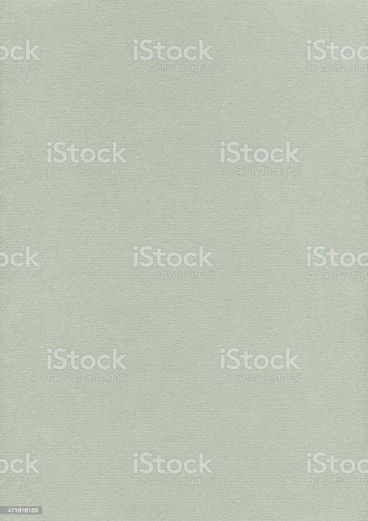 Artist's Pastel Paper Pale Emerald Green Coarse Grain Grunge Texture royalty-free stock photo