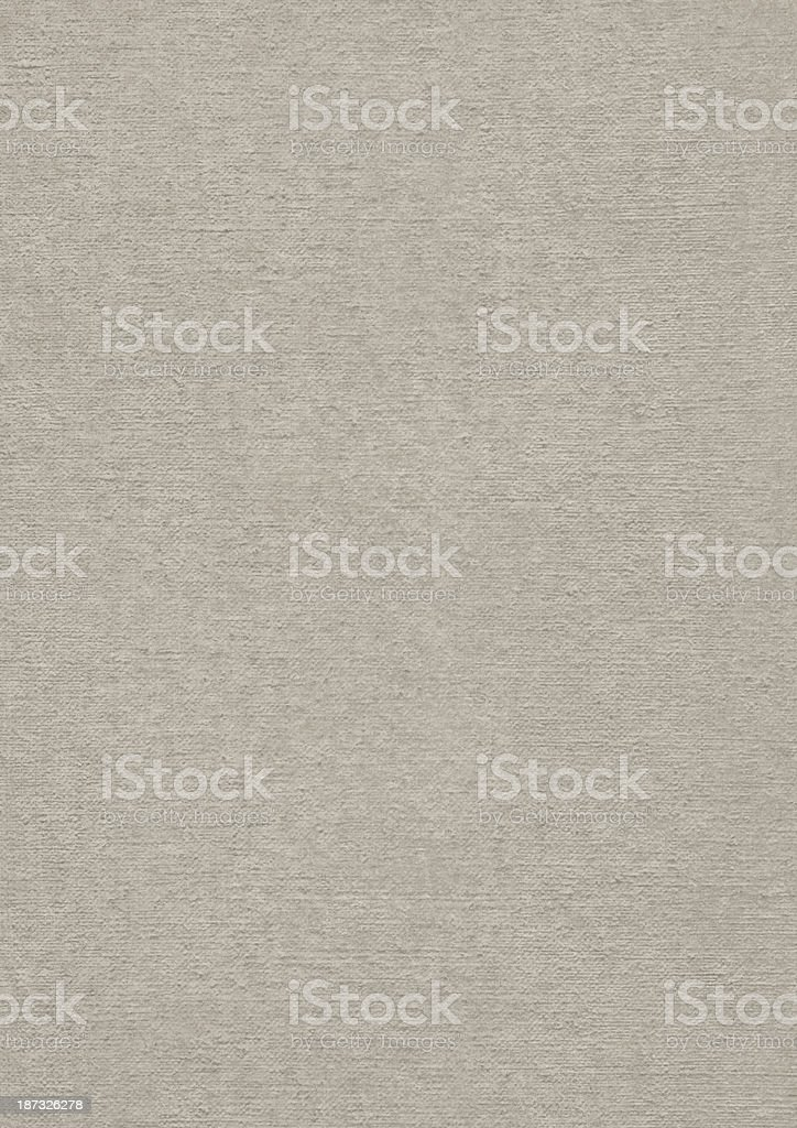 Artist's Primed Linen Canvas Grunge Texture royalty-free stock photo