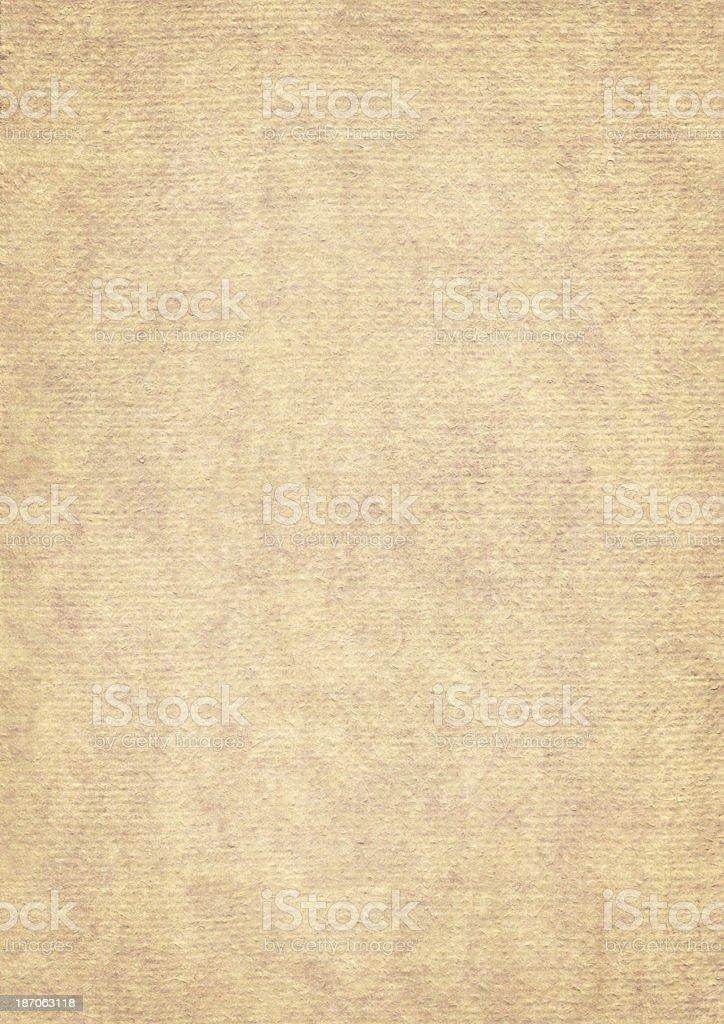Artist's Yellow Rough Cast Primed Burlap Canvas Mottled Grunge Texture stock photo