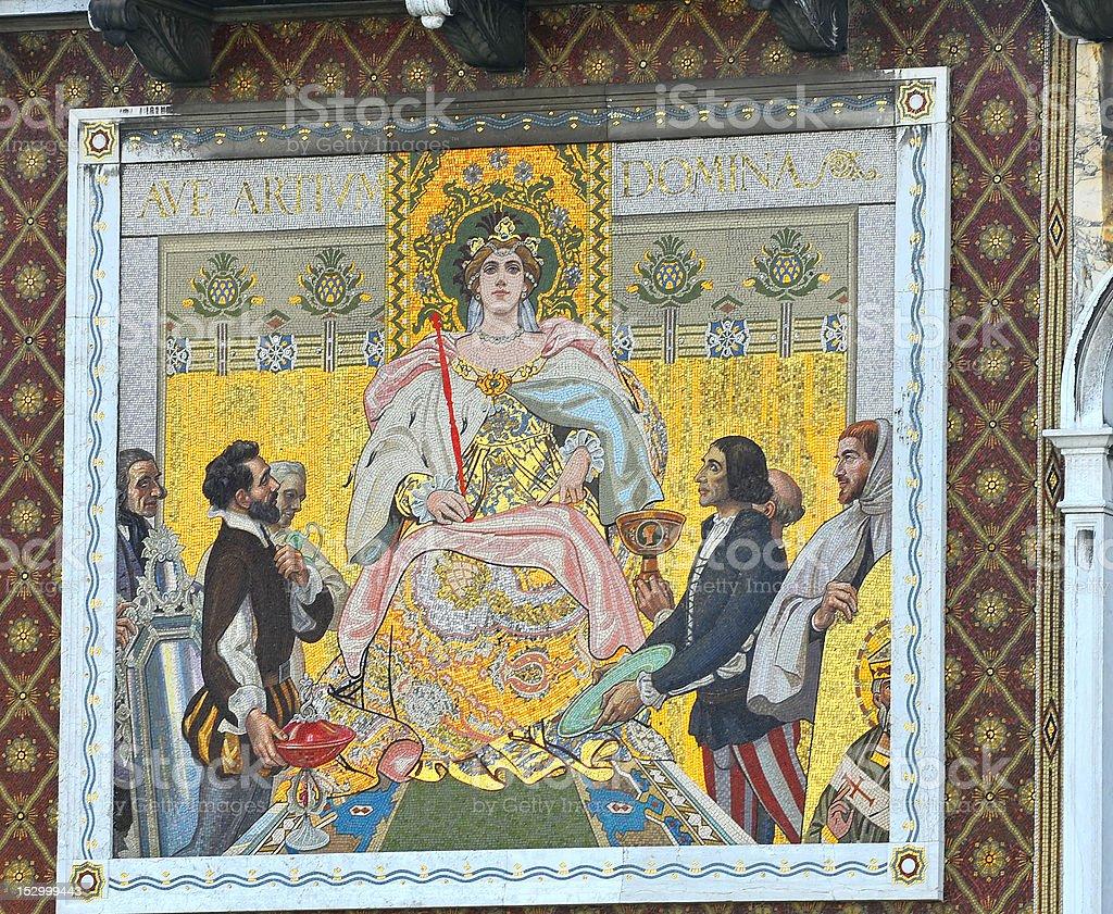 Arts royalty-free stock photo