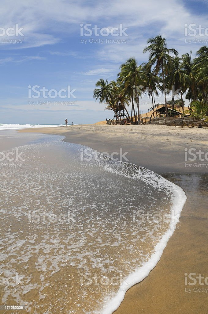 Arugam Bay,Sri Lanka. royalty-free stock photo