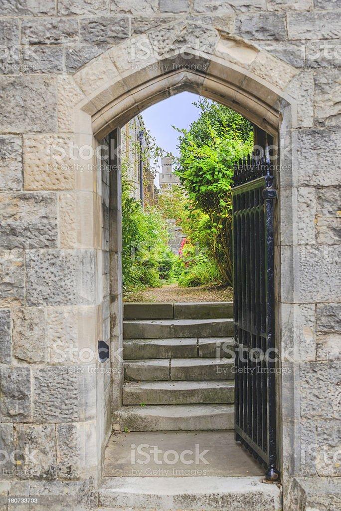 arundel royalty-free stock photo