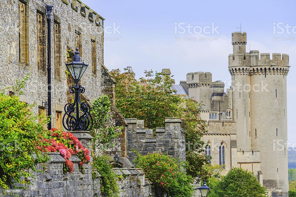 arundel royalty-free stock photo