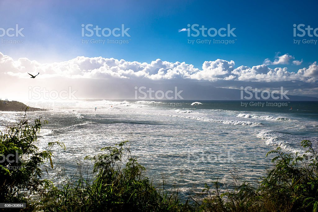 As the Sun sets!!!! stock photo