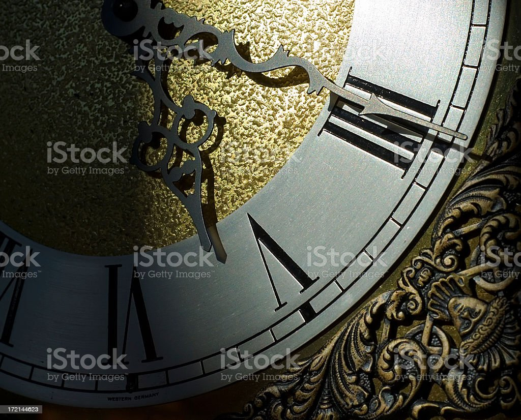 As Time Goes by... stock photo