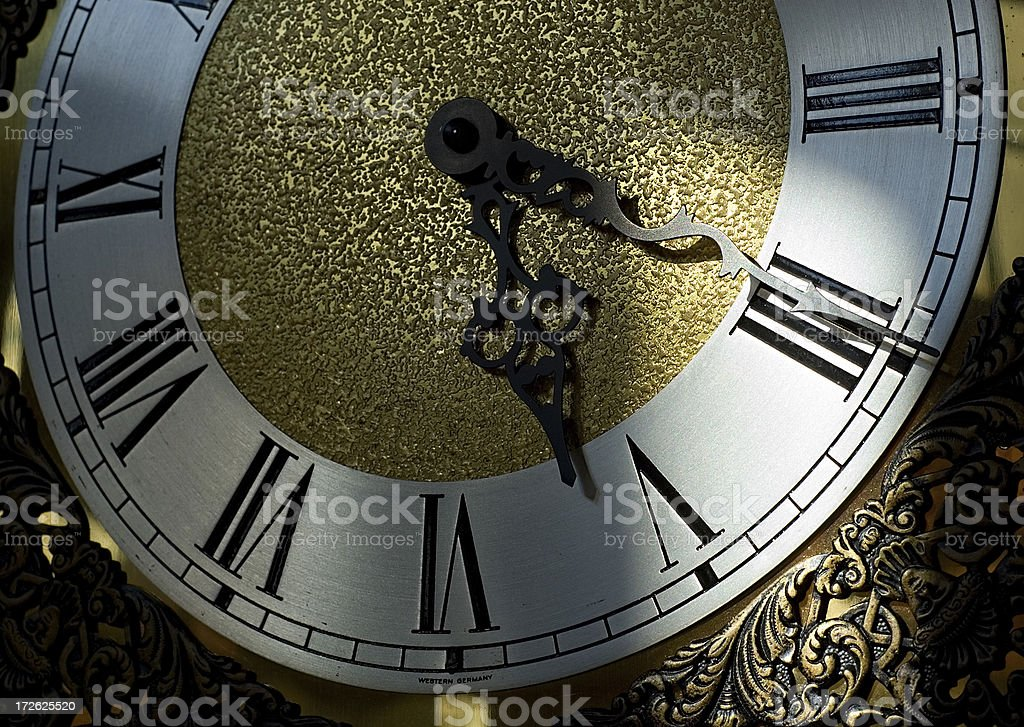 As Time Goes by... royalty-free stock photo