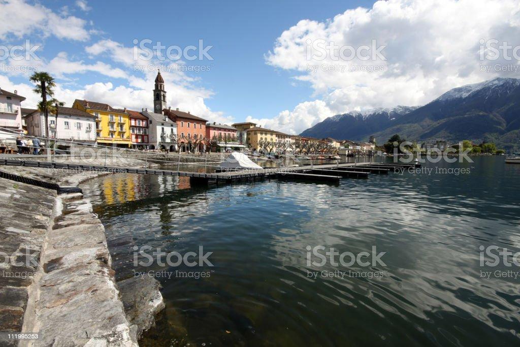 Ascona royalty-free stock photo