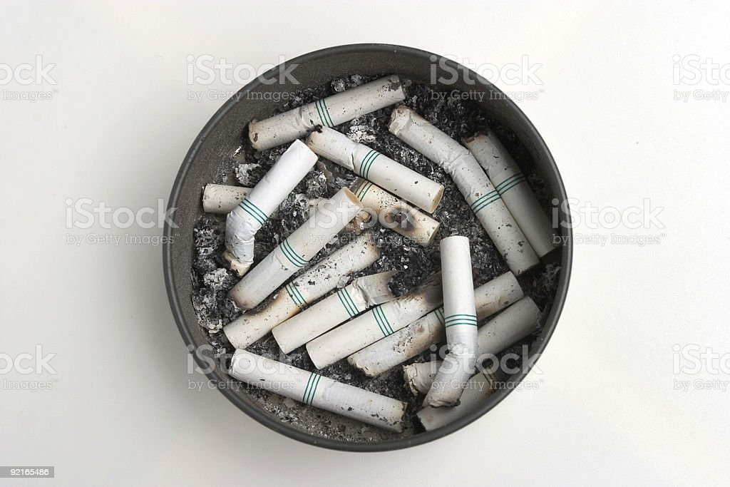 Ash Tray royalty-free stock photo