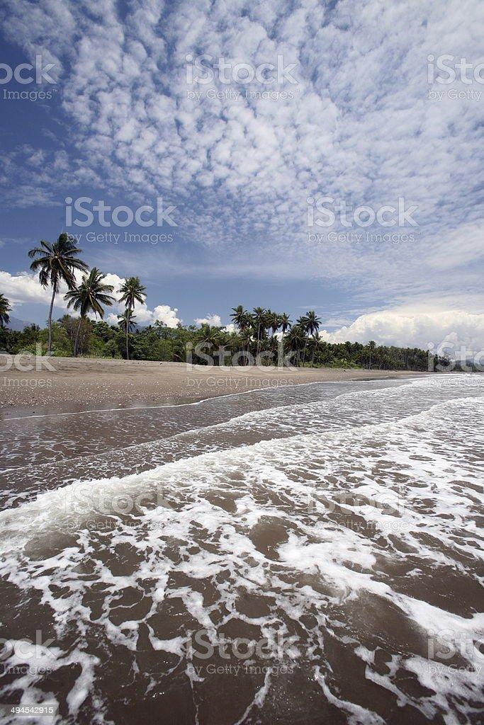 Asia Ost Timor Timor-Leste Beach Coast stock photo