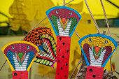Asia Thailand Bangkok Sanam Luang Kite Flying