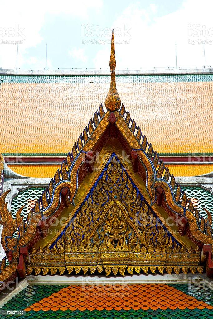 asia  thailand  in  bangkok   abstract     sky      and       mo stock photo