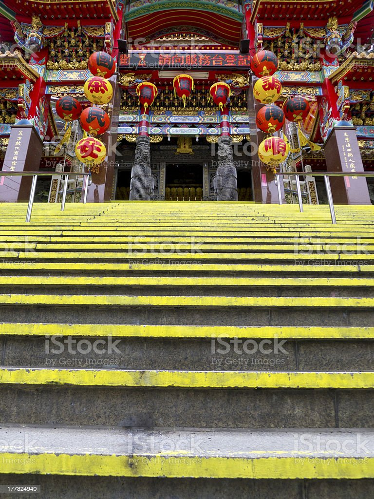 asia traditional temple royalty-free stock photo