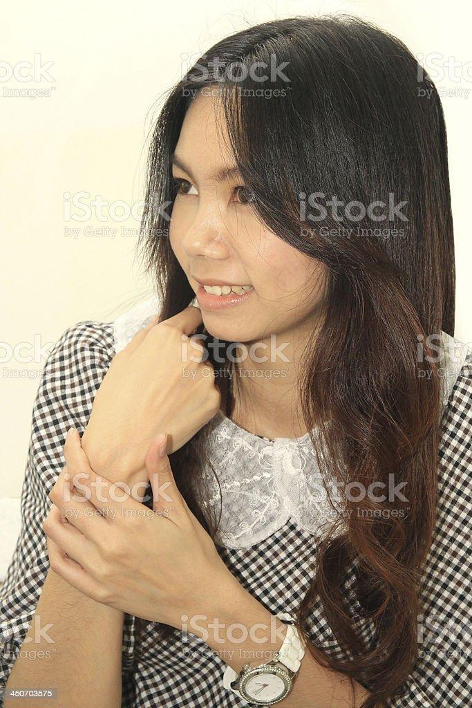 asia women royalty-free stock photo