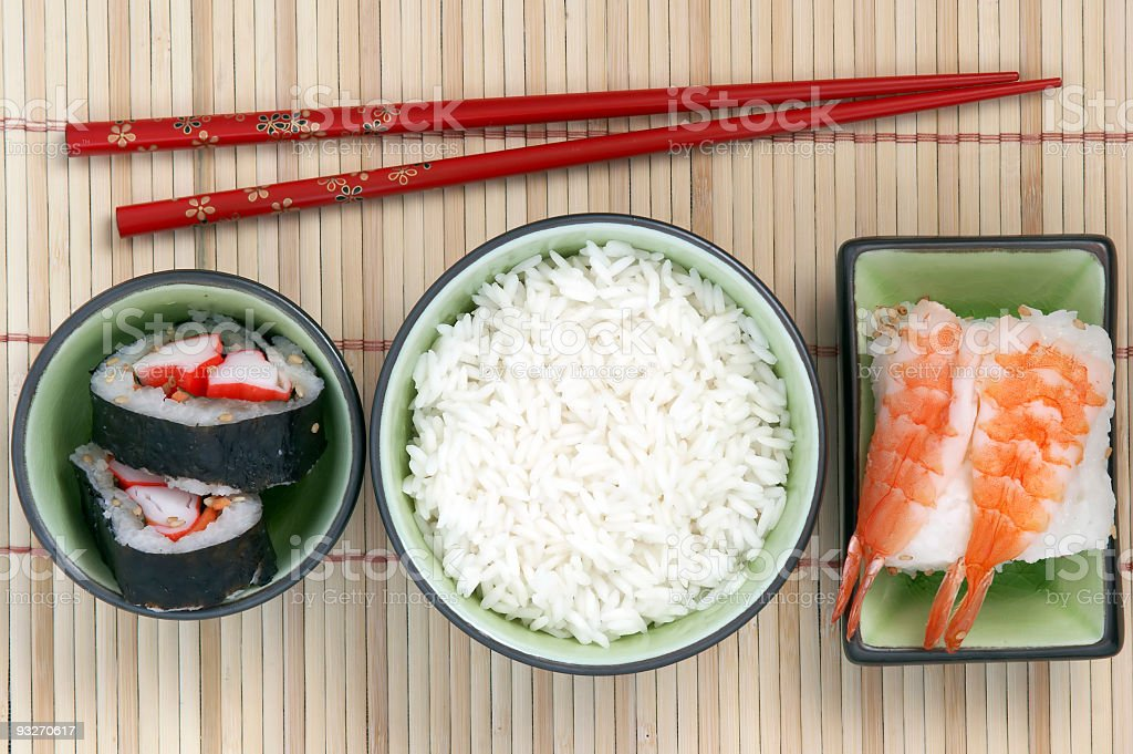 Asian Cuisine #4 royalty-free stock photo