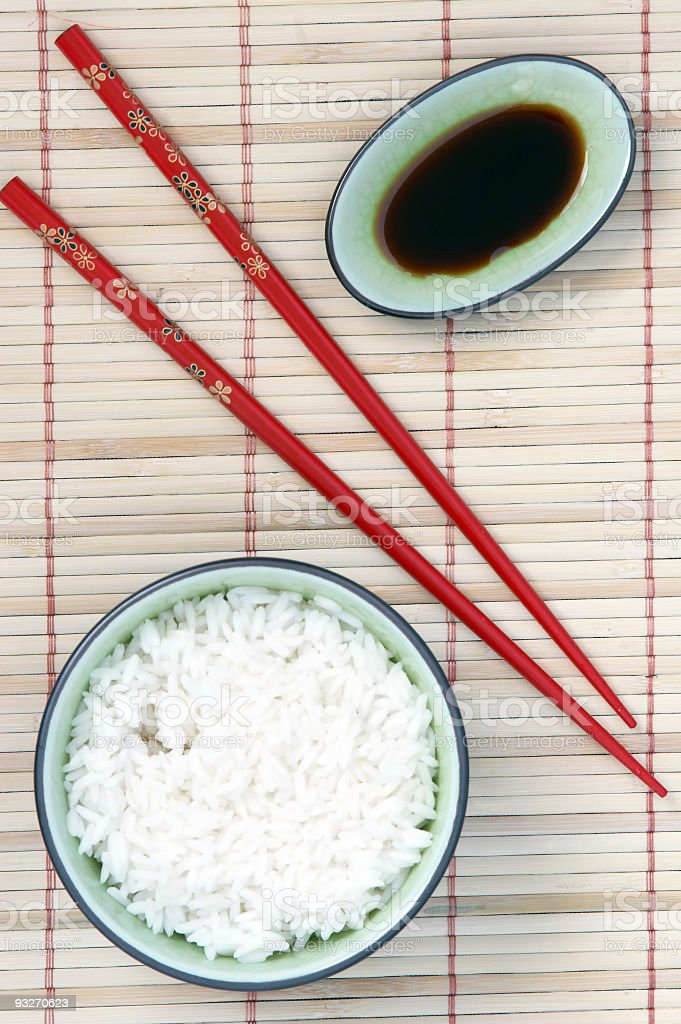 Asian Cuisine royalty-free stock photo