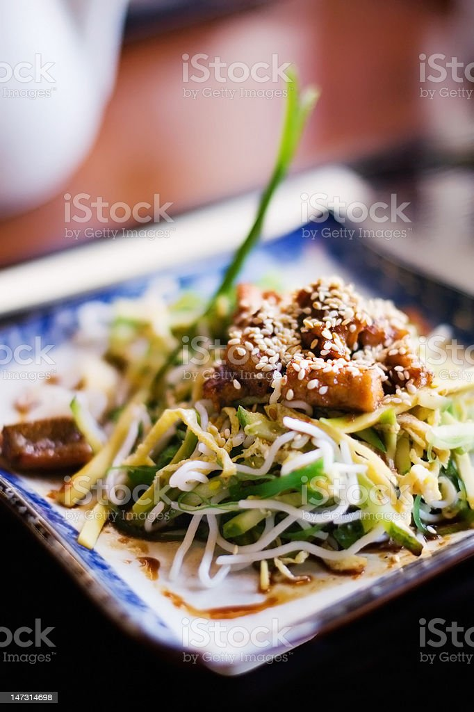 asian cuisine short depth-of-field stock photo
