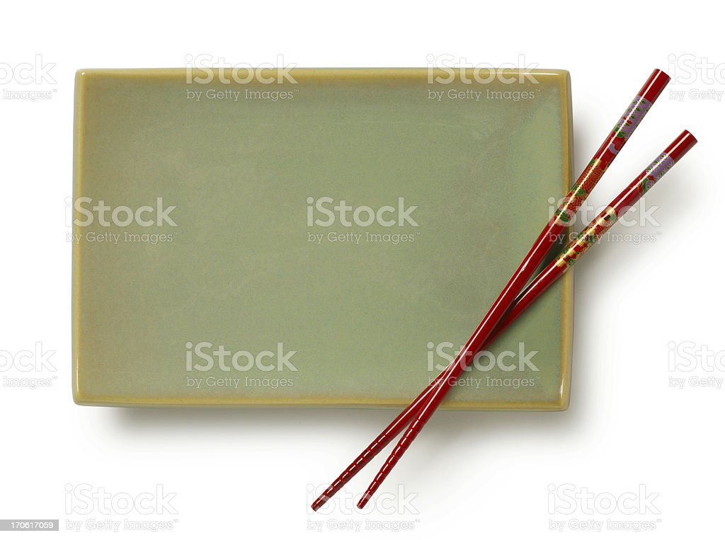 Asian Food Background royalty-free stock photo