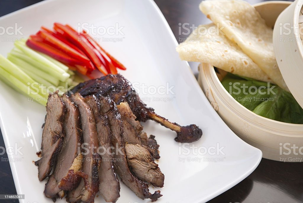 Asian food. royalty-free stock photo