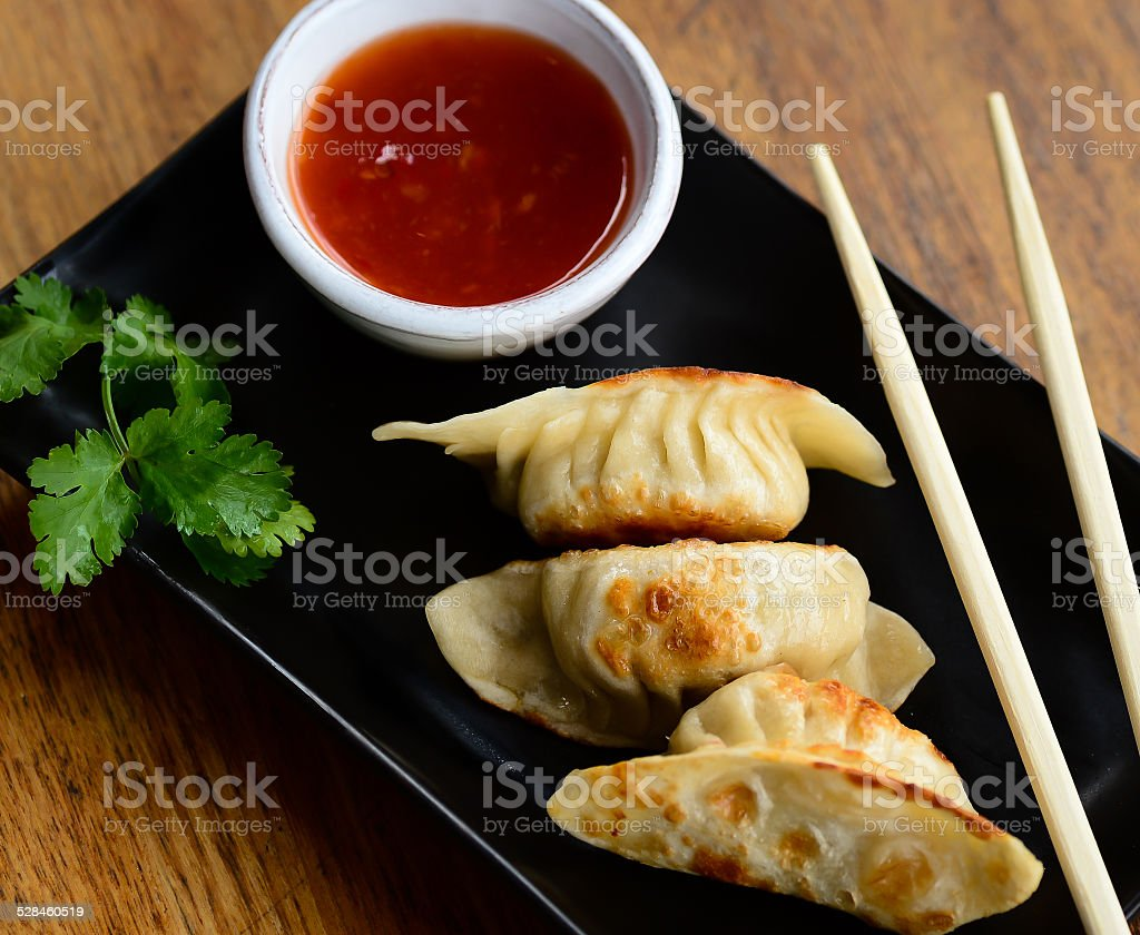 asian fusion stock photo