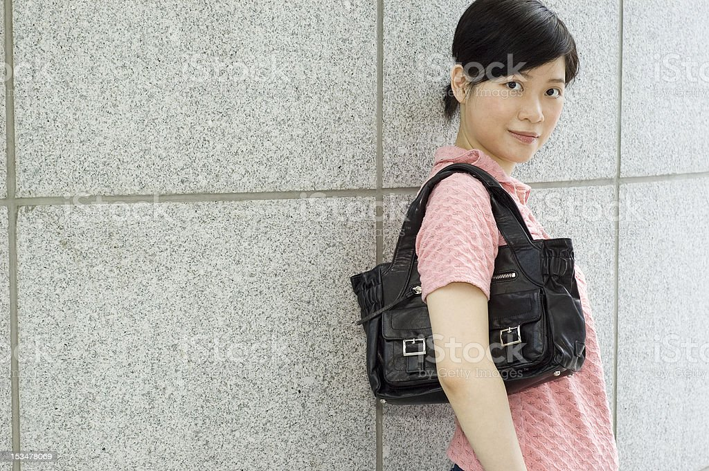 asian girl royalty-free stock photo