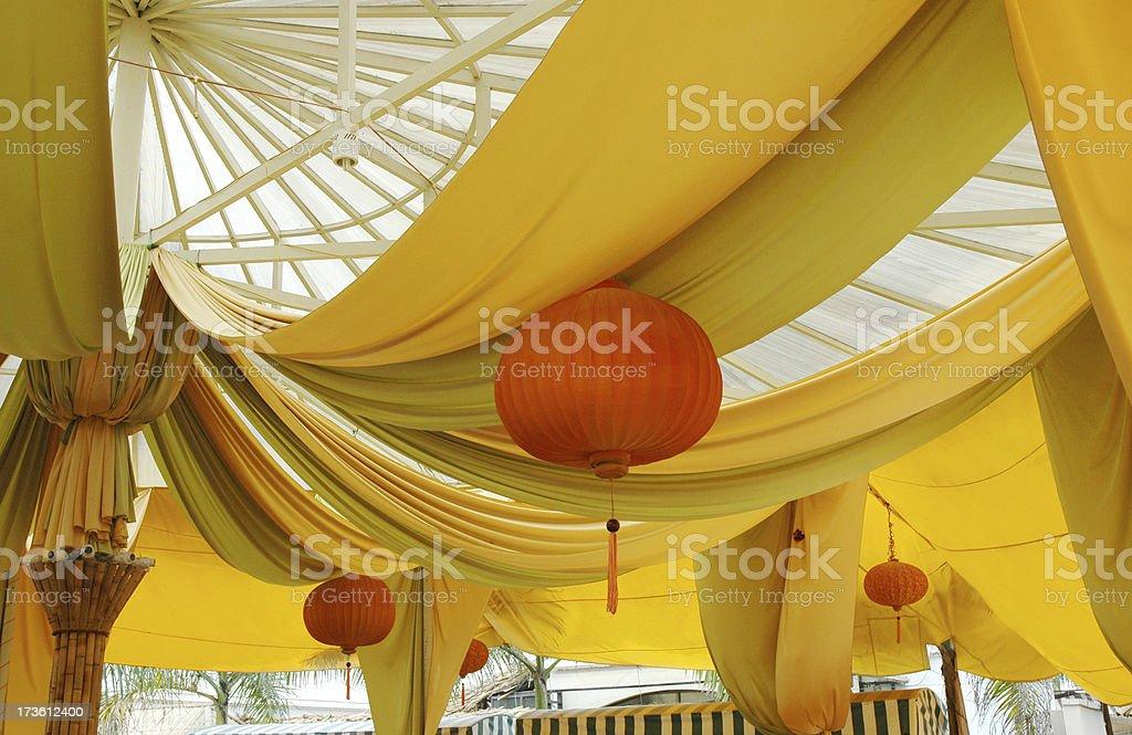 Asian Lantern royalty-free stock photo