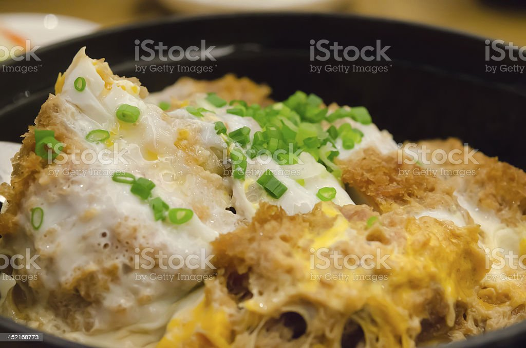 asian meal royalty-free stock photo