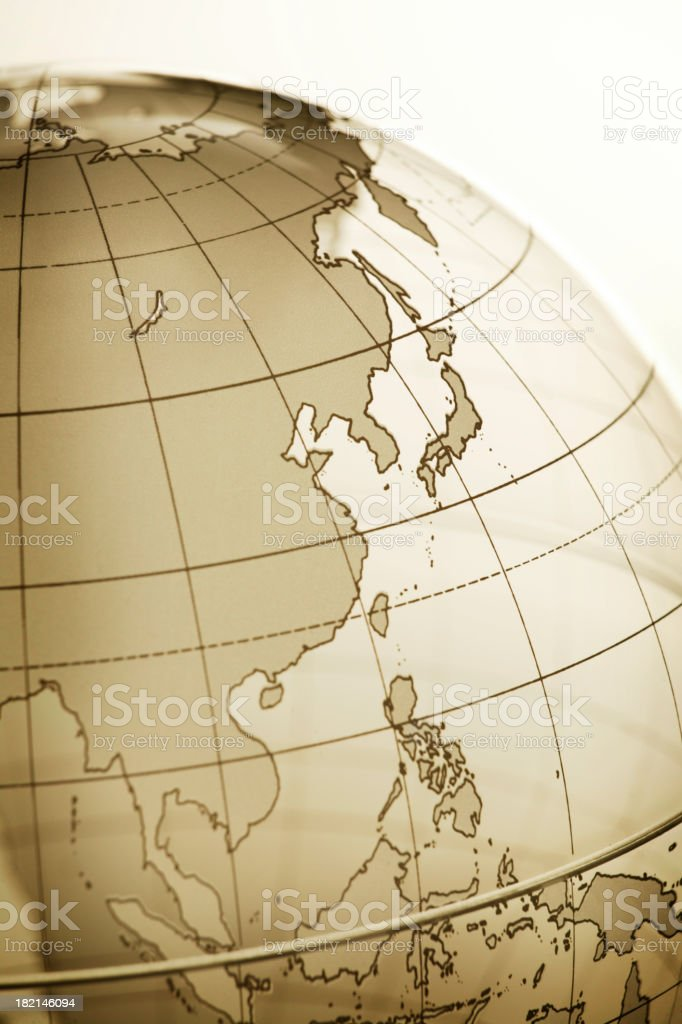 Asian Pacific royalty-free stock photo