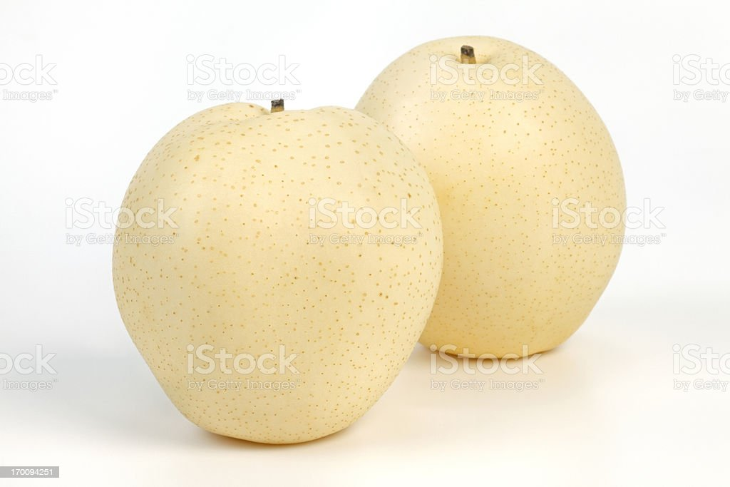 Asian Pears stock photo