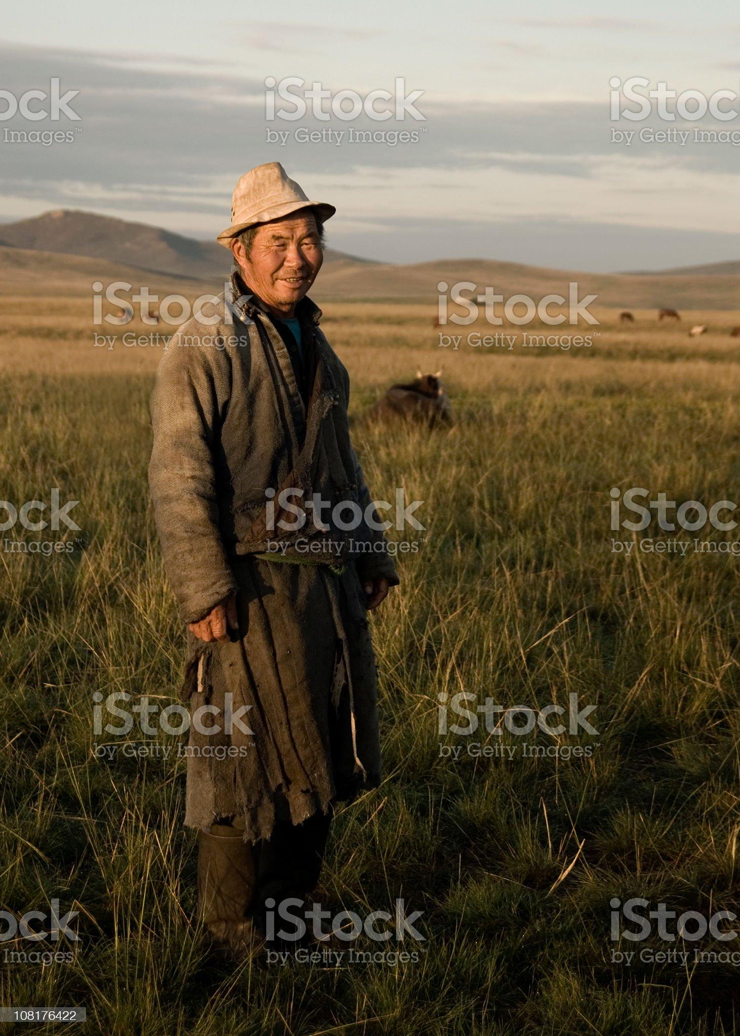 Asian Portraits royalty-free stock photo