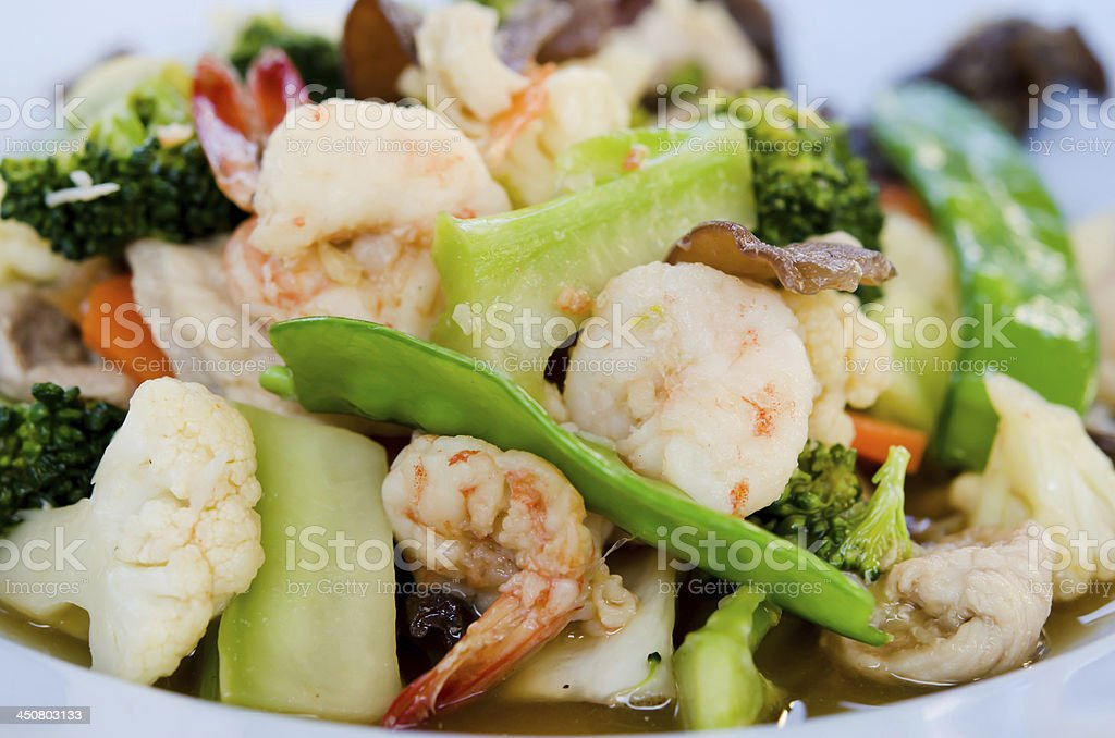 asian style food royalty-free stock photo