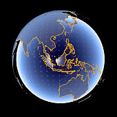 Asia-Pacific Area in The Digital World
