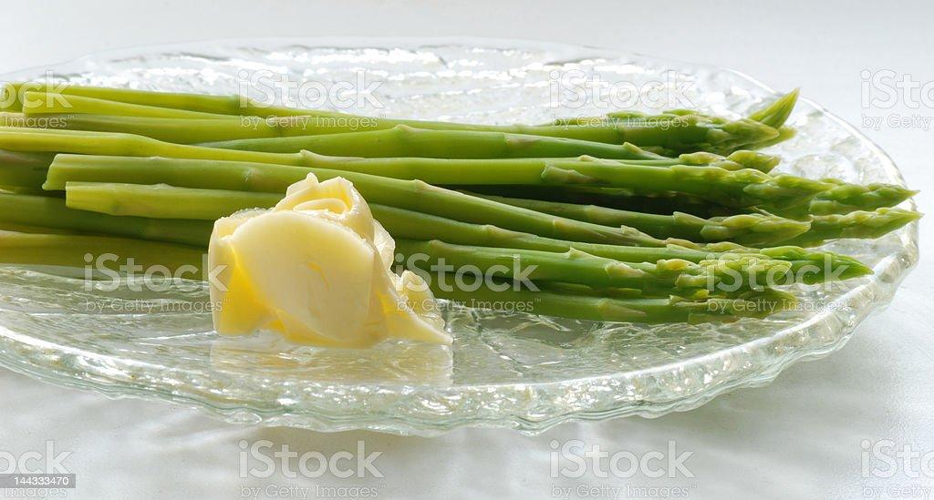 Asparagus 4 royalty-free stock photo