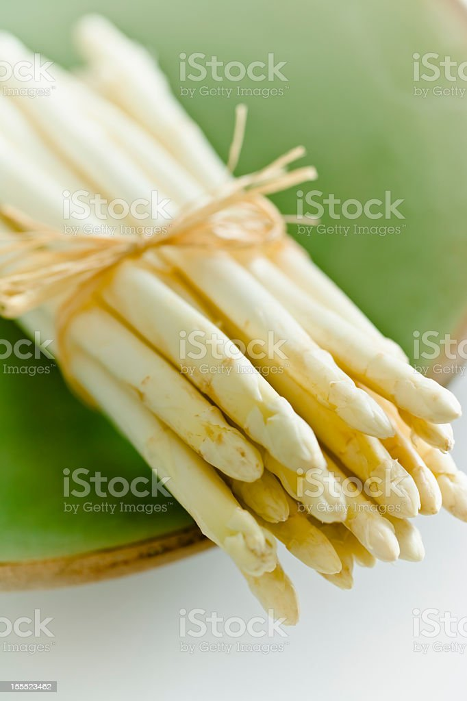 Asparagus royalty-free stock photo