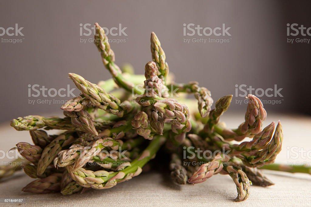 Asparagus stock photo