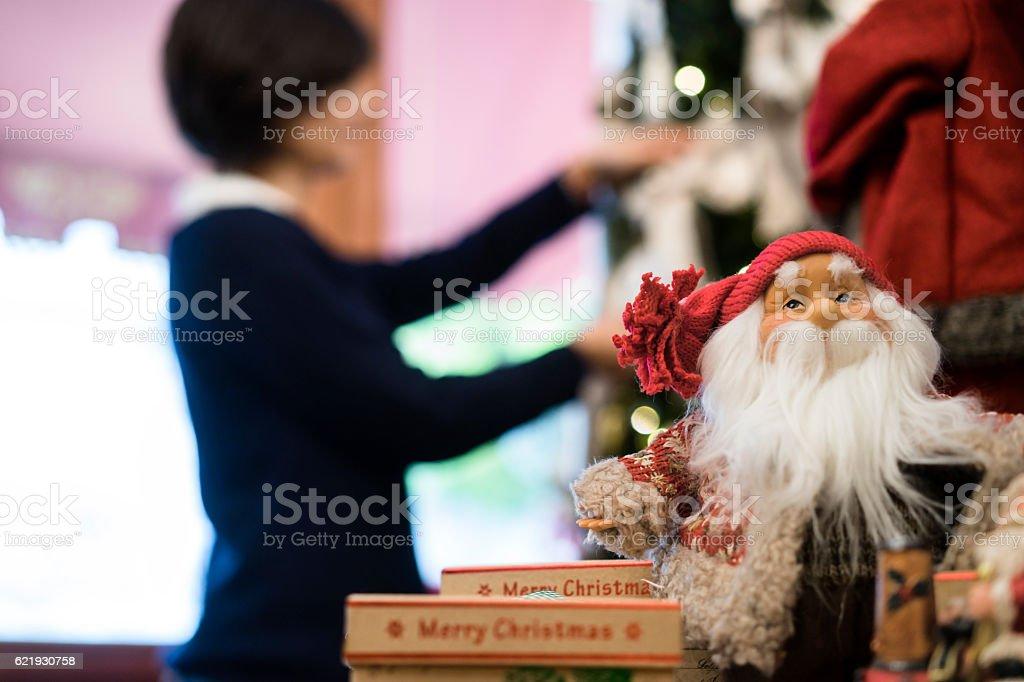 Aspettando il Natale stock photo