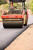 Asphalt Road Roller Grader Construction Machinery