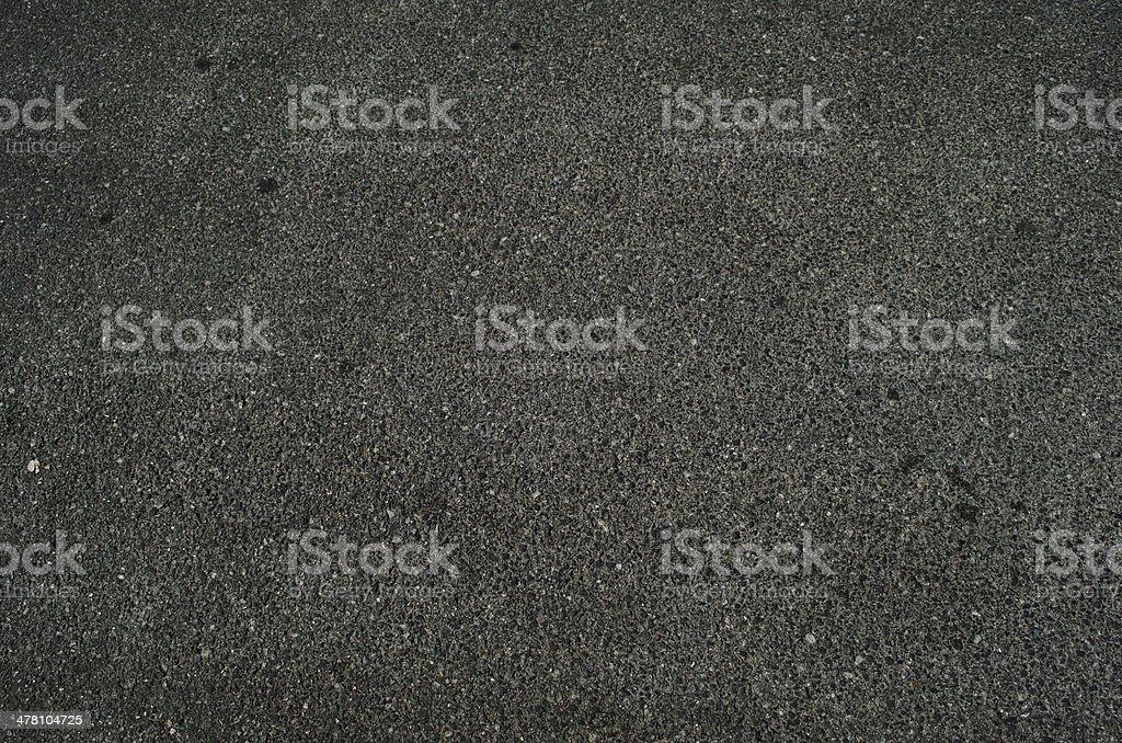 Asphalt Road Texture royalty-free stock photo