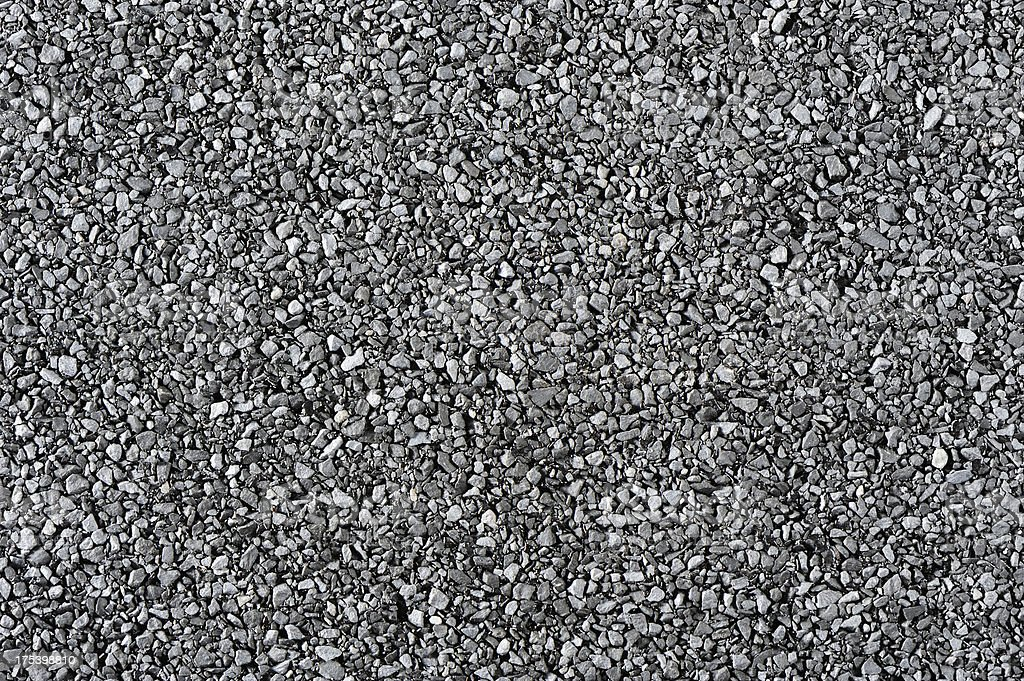 Asphalt roof shingle close up stock photo