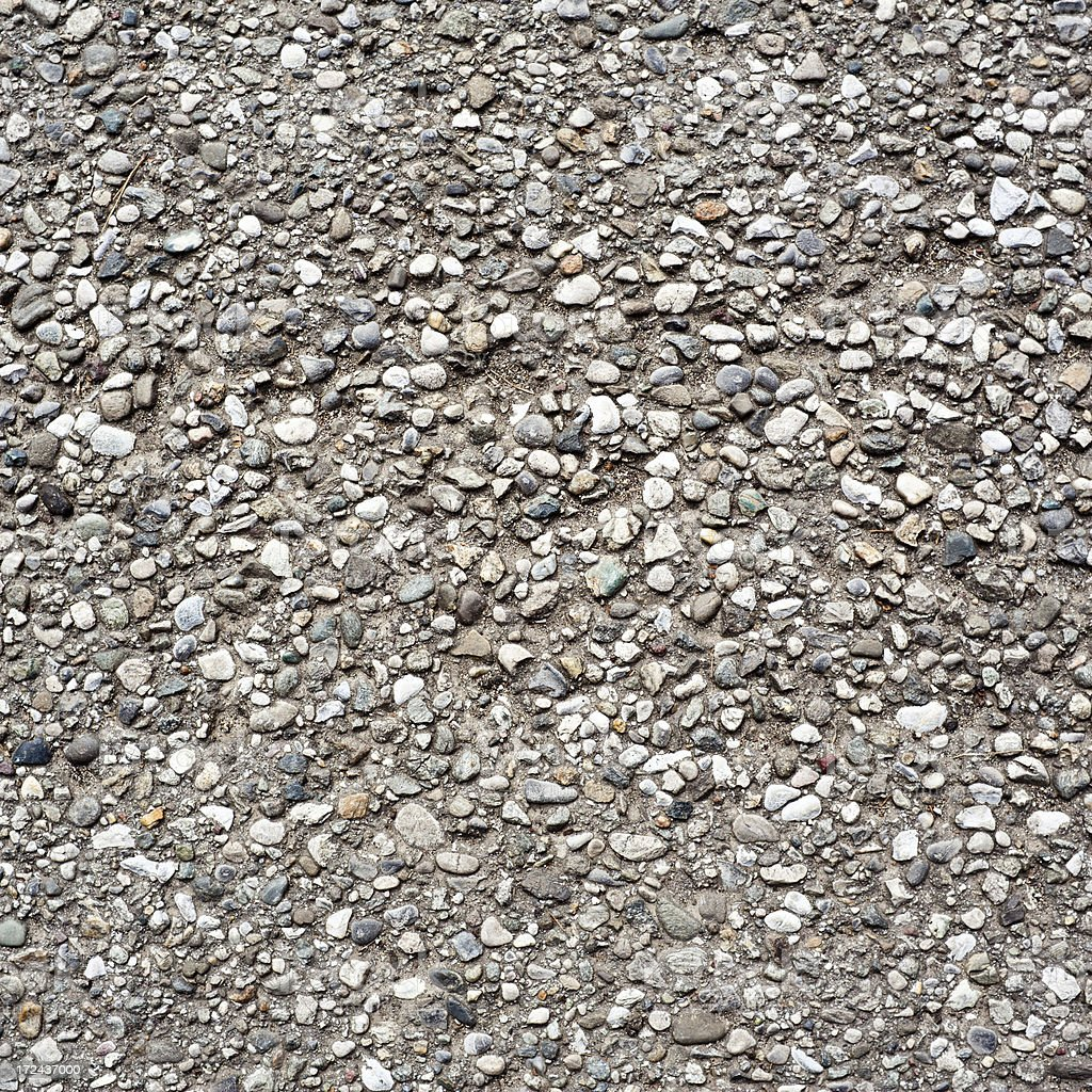 Asphalt Texture, Square royalty-free stock photo