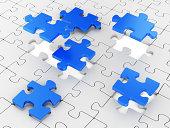 Assembling puzzles