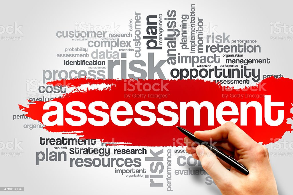 Assessment stock photo