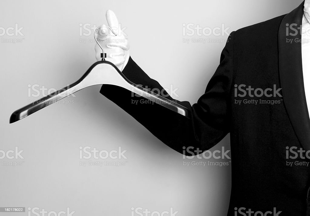 Assistance stock photo