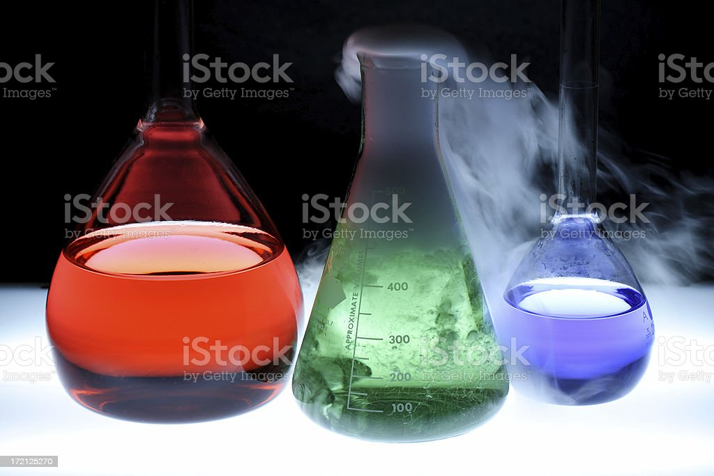 Assorted Colors stock photo